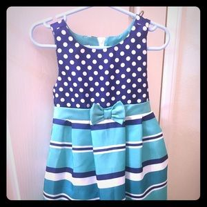 Polka dot lovers dress!!!! 👗